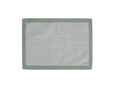 Placemat Grønn Stripete