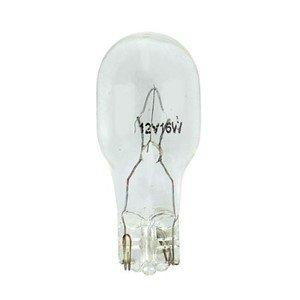 Glödlampa (W2.1x9.5d) (W16W), Universal