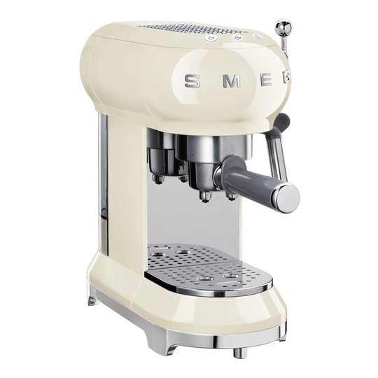 Smeg - 50's Style Espressomaskin Creme