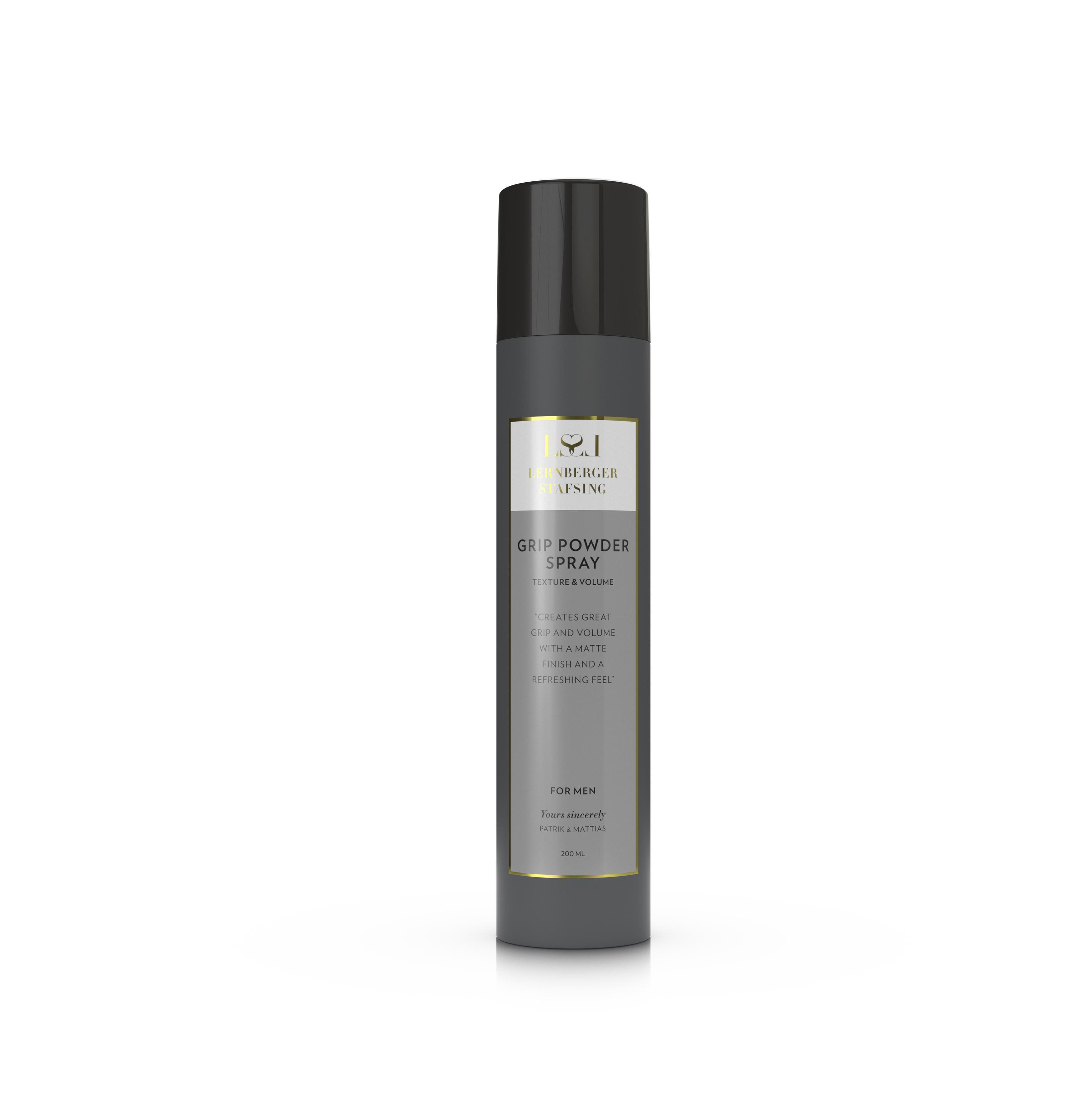 Lernberger Stafsing - MR LS Grip Powder Spray Men 200 ml