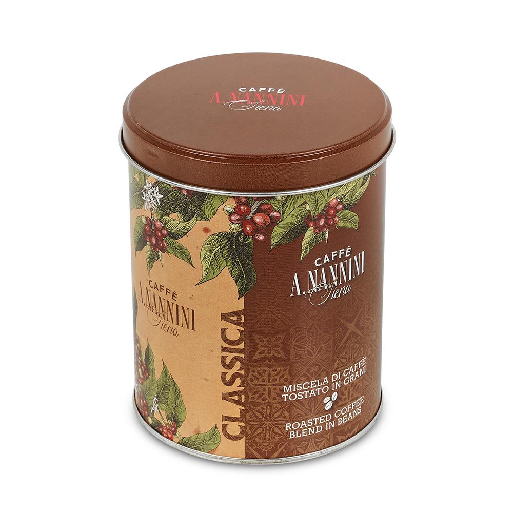 Classica Espresso Ground Coffee 250g by Nannini