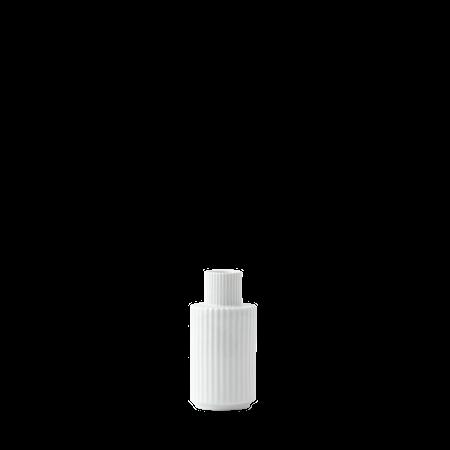 Lysestake Hvit Porselen 11cm