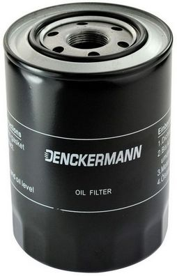 Öljynsuodatin DENCKERMANN A210108