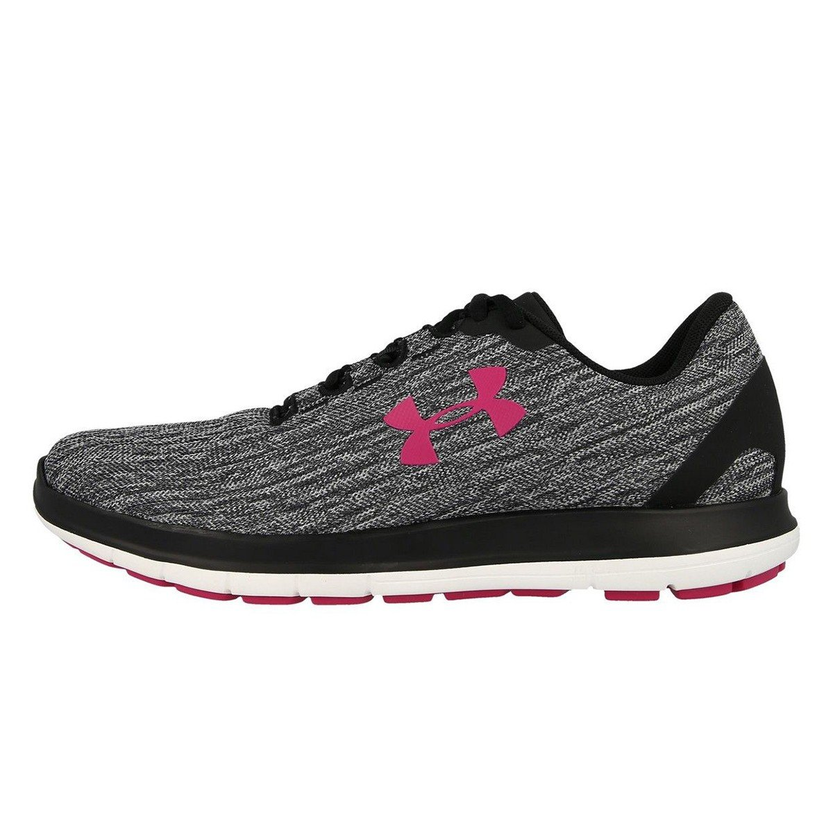 Under Armour Women's UA Remix Trainers Various Colours 191480029435 - 6 UK Grey Pink