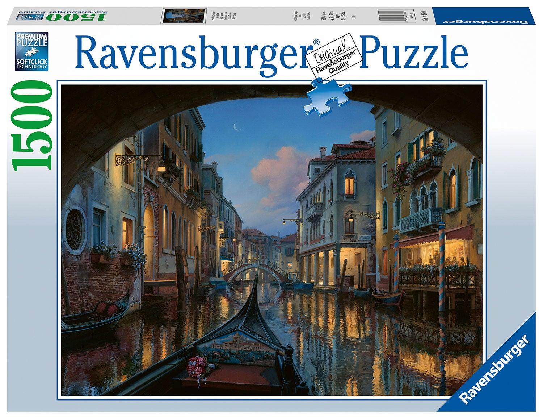 Ravensburger Pussel Venetianska Drömmar 1500 Bitar