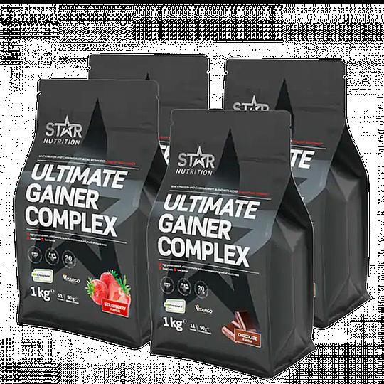 Ultimate Gainer Complex BIG BUY, 4 kg