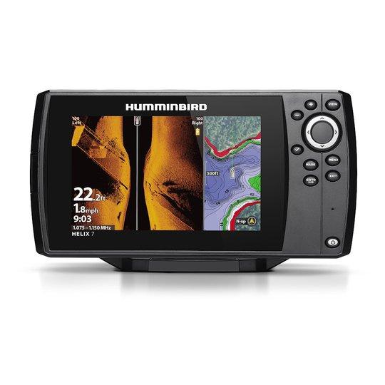 Humminbird Helix 7X CHIRP MEGA SI GPS G3 kombienhet