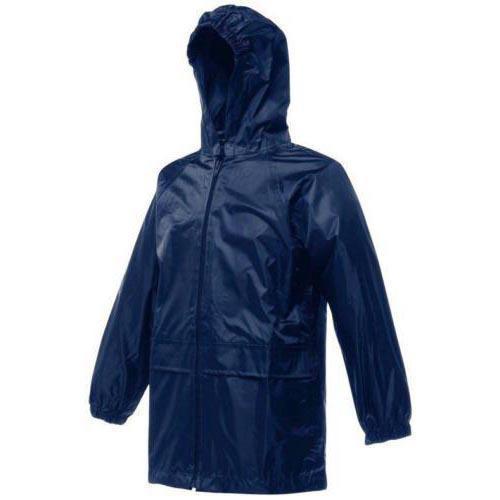 Regatta Kid's Stormbreak Waterproof Jacket Various Colours L_W908 - Navy 2 Years
