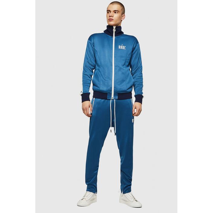 Diesel Men's Sweatshirt Blue 294045 - blue L