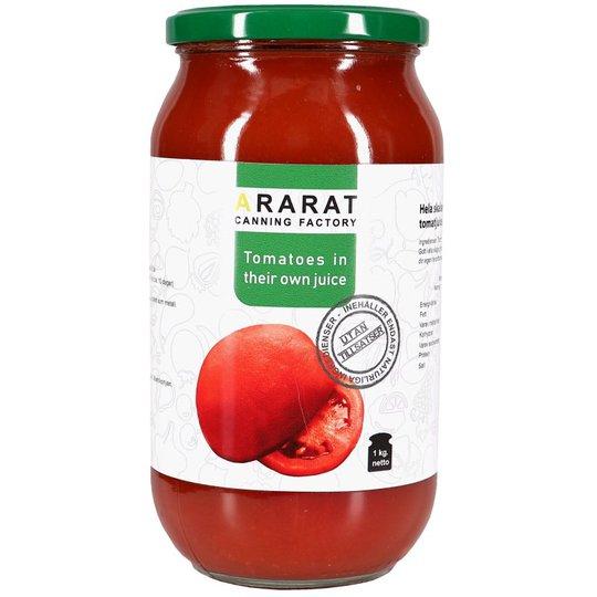 Hela Skalade Tomater - 30% rabatt