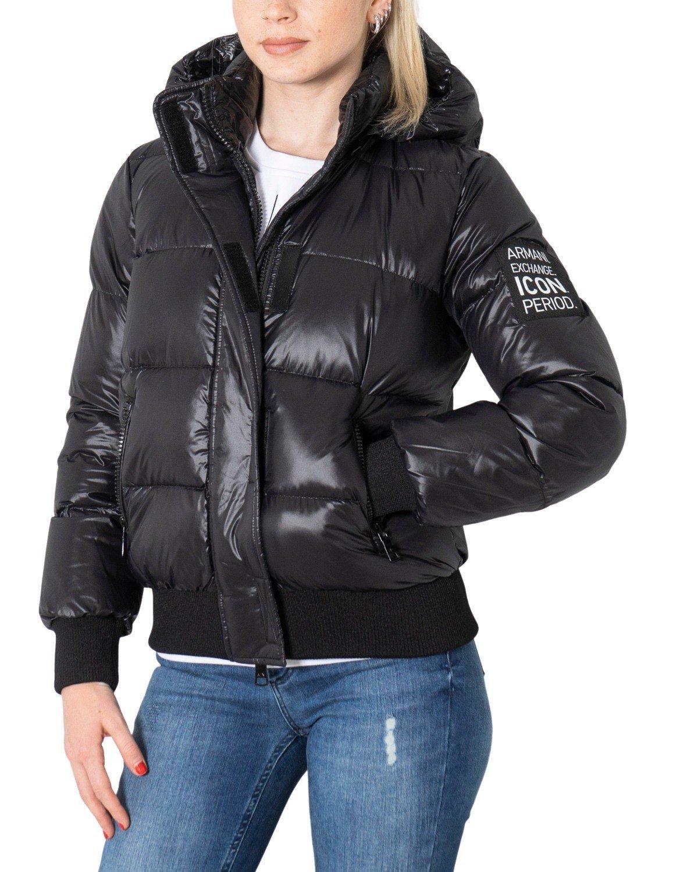 Armani Exchange Women's Jacket Various Colours 273204 - black XS