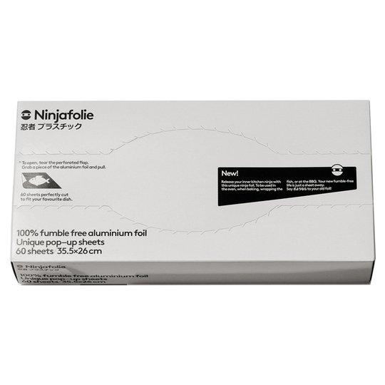 Aluminiumfolie 60-pack - 34% rabatt