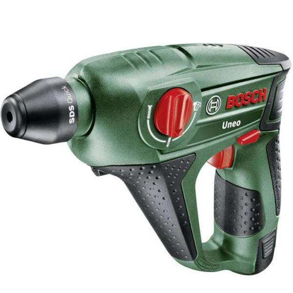 Bosch DIY Uneo Borhammer med 2 stk. batterier 2,5 ah