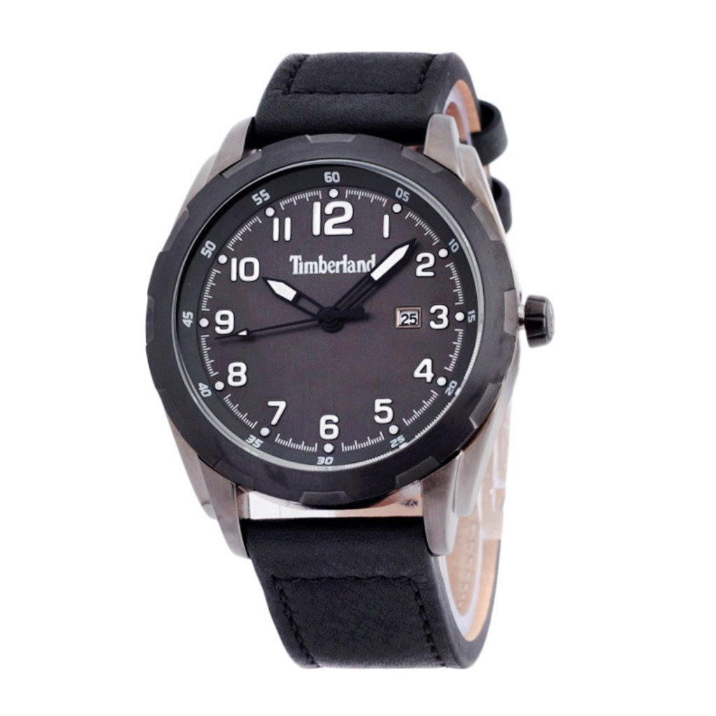 Timberland Men's Watch Black NEWMARKET - black NOSIZE