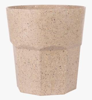 Brick kukkaruukku luonnonväri