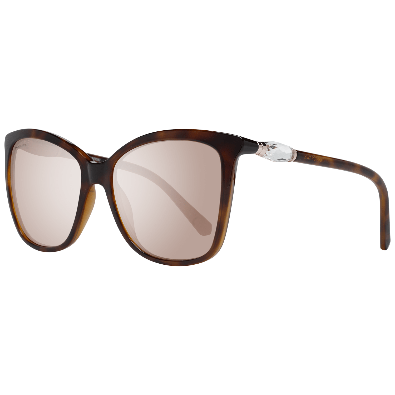Swarovski Women's Sunglasses Brown SK0227 5552G