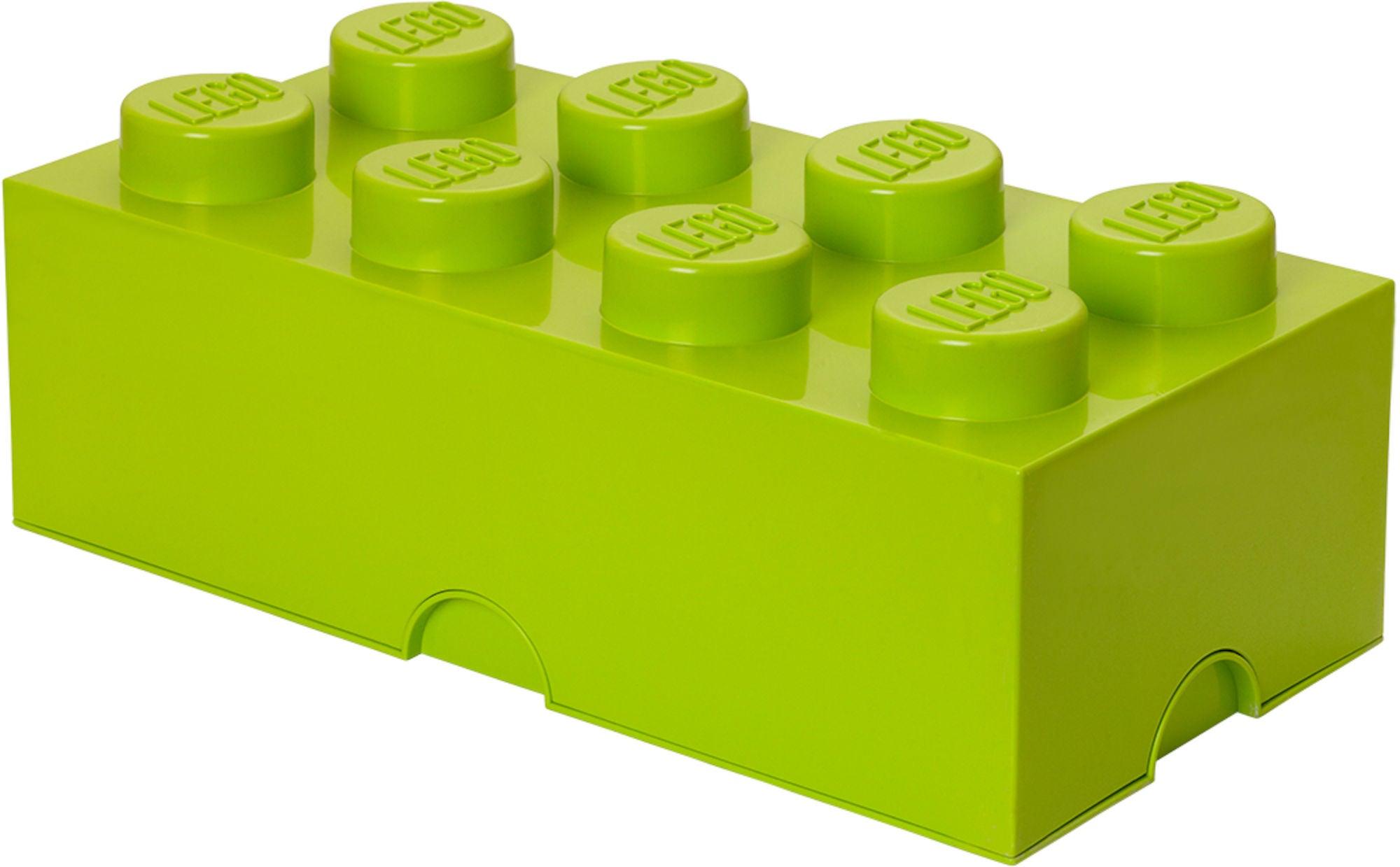 LEGO Säilytyslaatikko 8, Lime