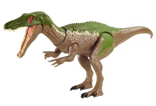 Jurassic World Camp Creataceous Baryonyx Grim Primal Attack Figur