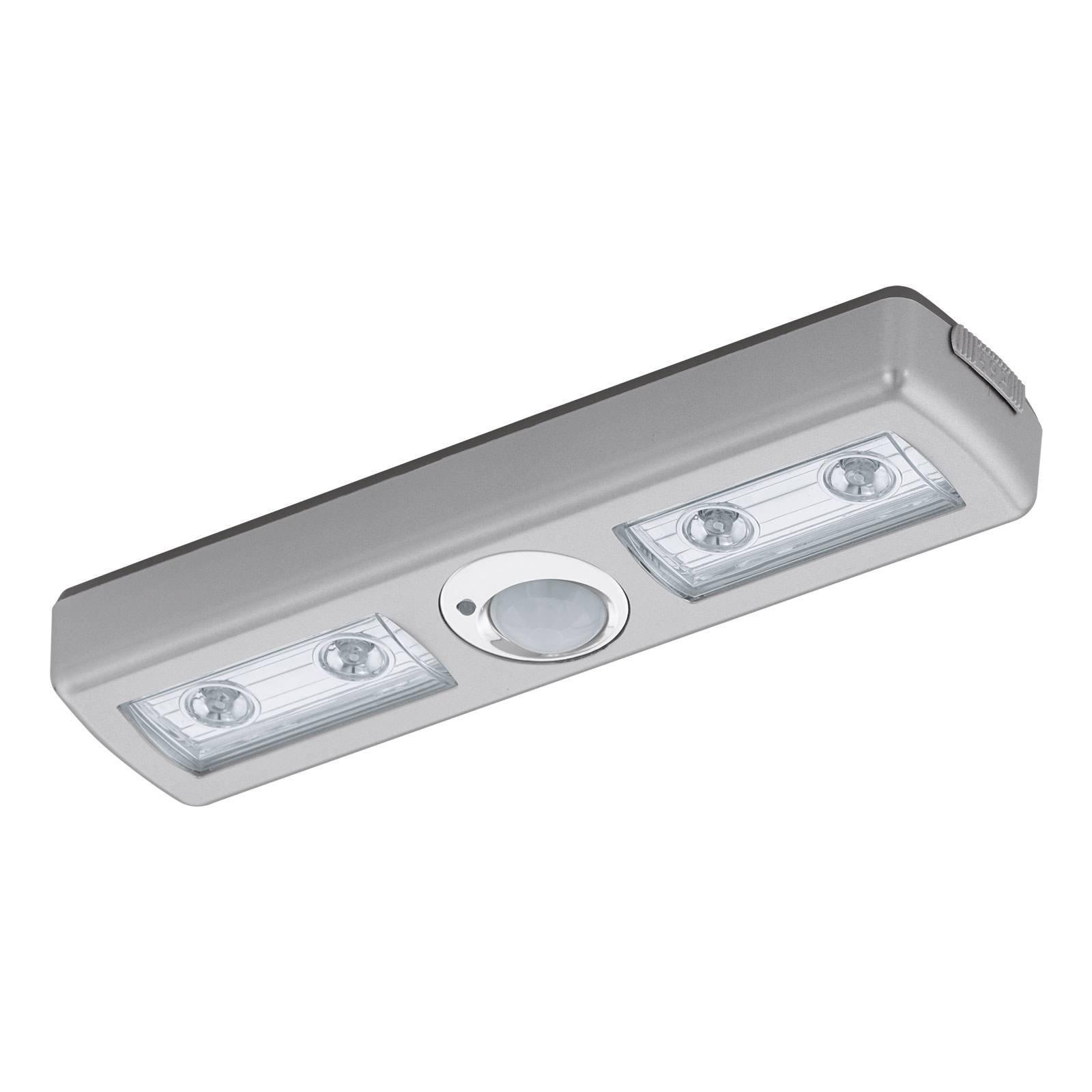LED-sensor-monteringslys Baliola batteridrevet