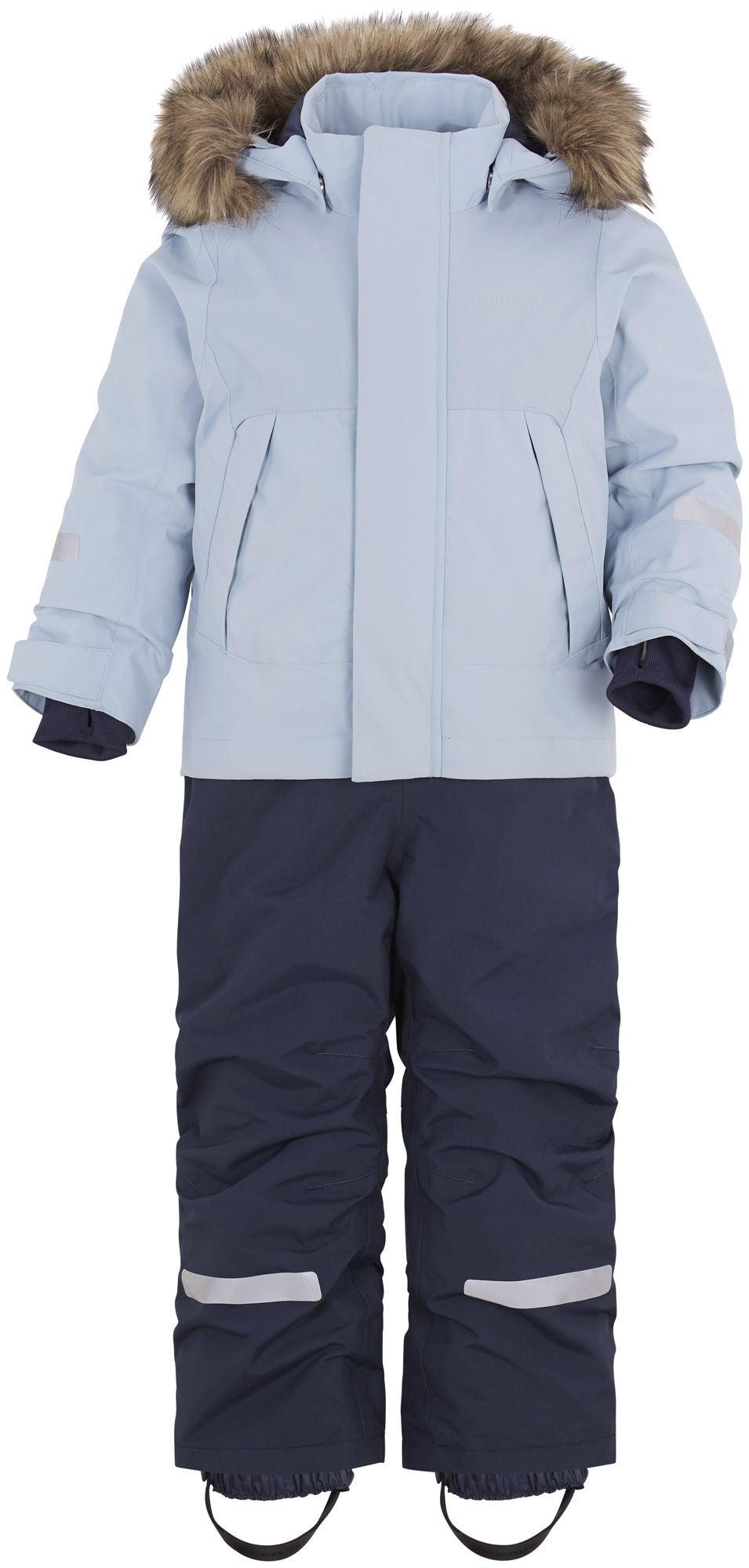 Didriksons Tirian Overall, Cloud Blue, 80