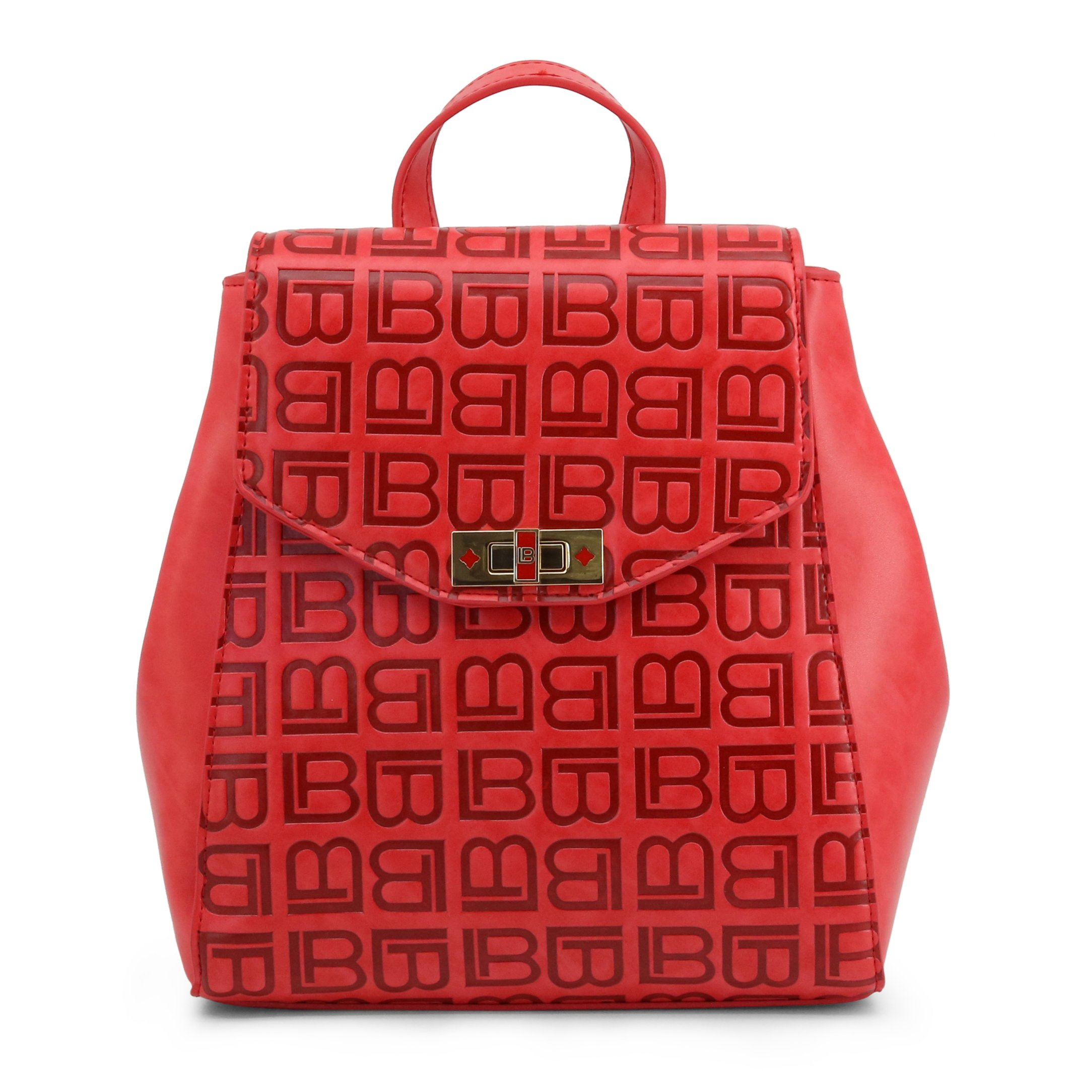 Laura Biagiotti Women's Backpack Various Colours Rossy_114-1 - red NOSIZE