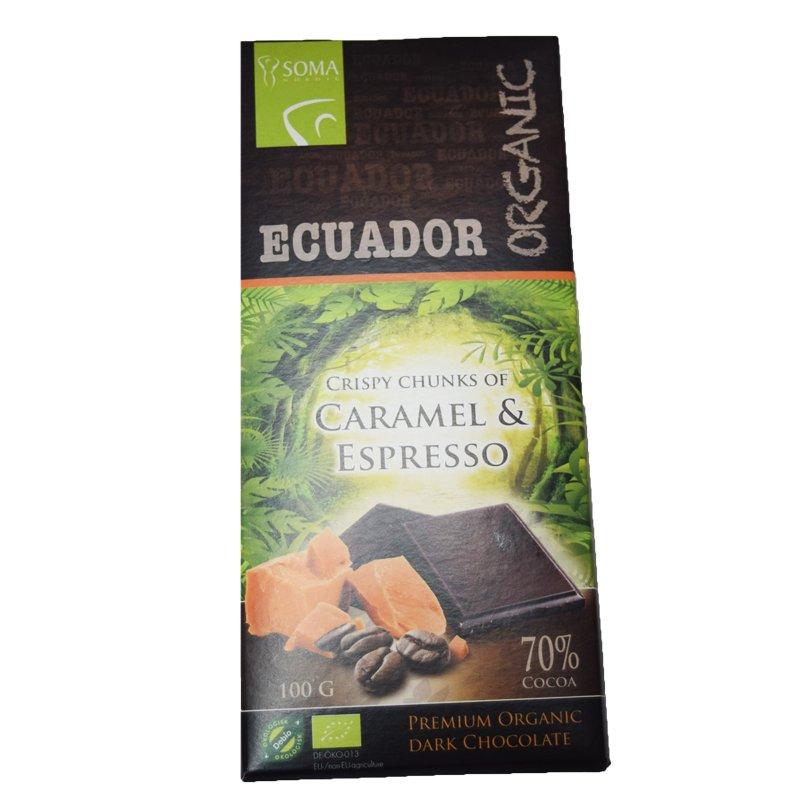 Mörkchoklad Espresso - 27% rabatt