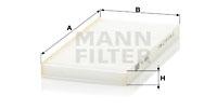 Raitisilmasuodatin MANN-FILTER CU 2214-2