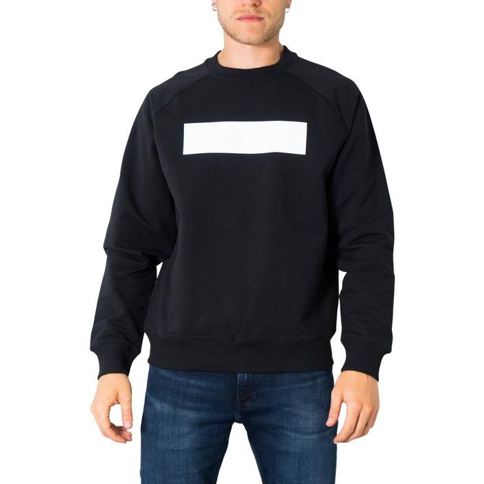 Calvin Klein Jeans Men's Sweatshirt Black 305909 - black XXL