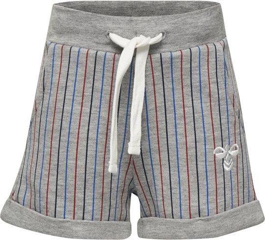 Hummel Zane Shorts, Grey Melange 68