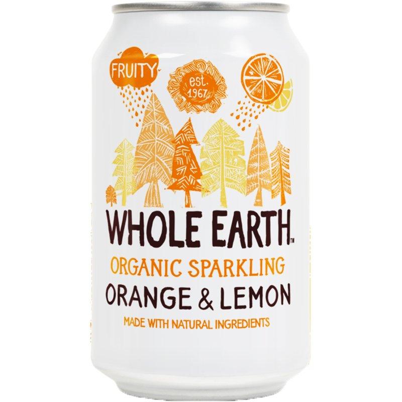 Eko Soda Orange & Lemon - 19% rabatt