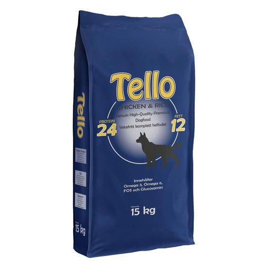 Tello Chicken & Rice