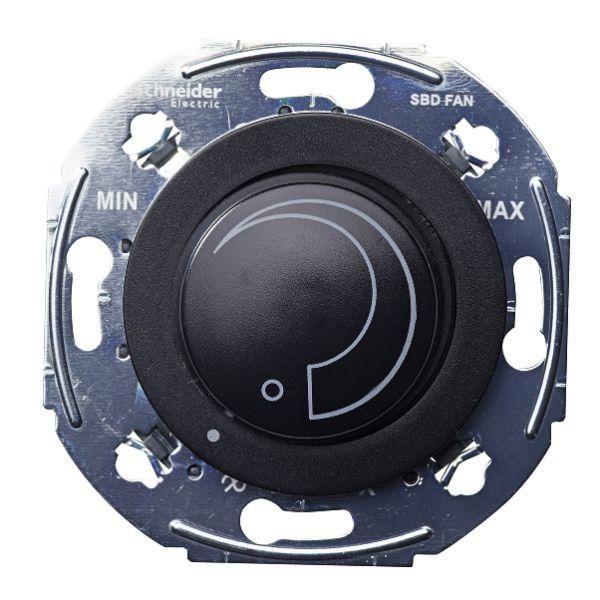 Schneider Electric WDE011611 Kierrosluvun säädin 400VA Musta