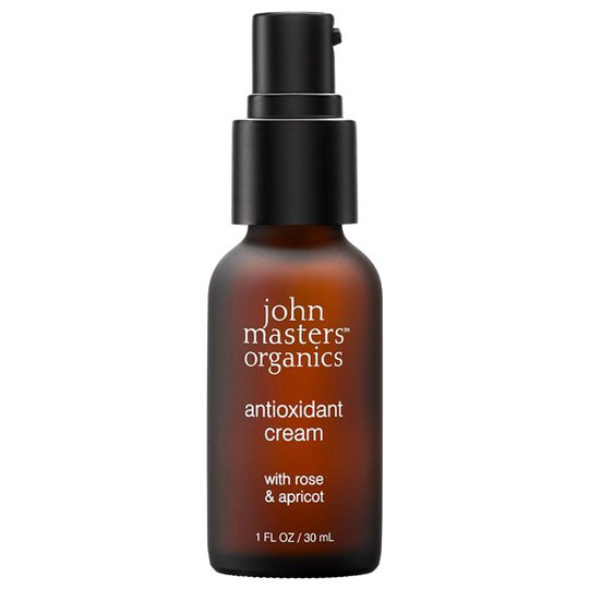 John Masters Organics Antioxidant Cream with Rose & Apricot, 30 ml