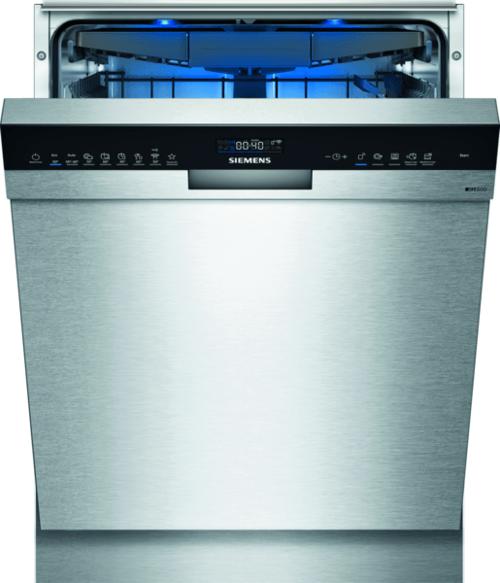 Siemens Sn45zs05cs Iq500 Underbygg. Diskmaskin - Rostfritt Stål