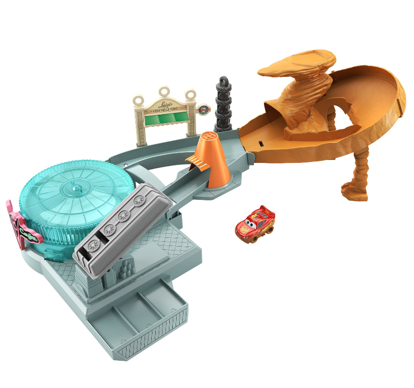 Cars - Mini Racers Radiator Springs Spin Out. Playset (GTK92)