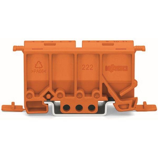 Wago 222-500 Holder 22 x 26 x 66 mm, 10-pakning