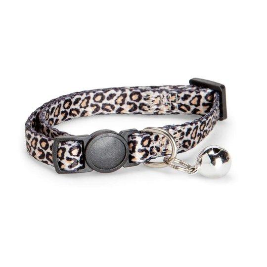 Basic Cat Halsband Leopard