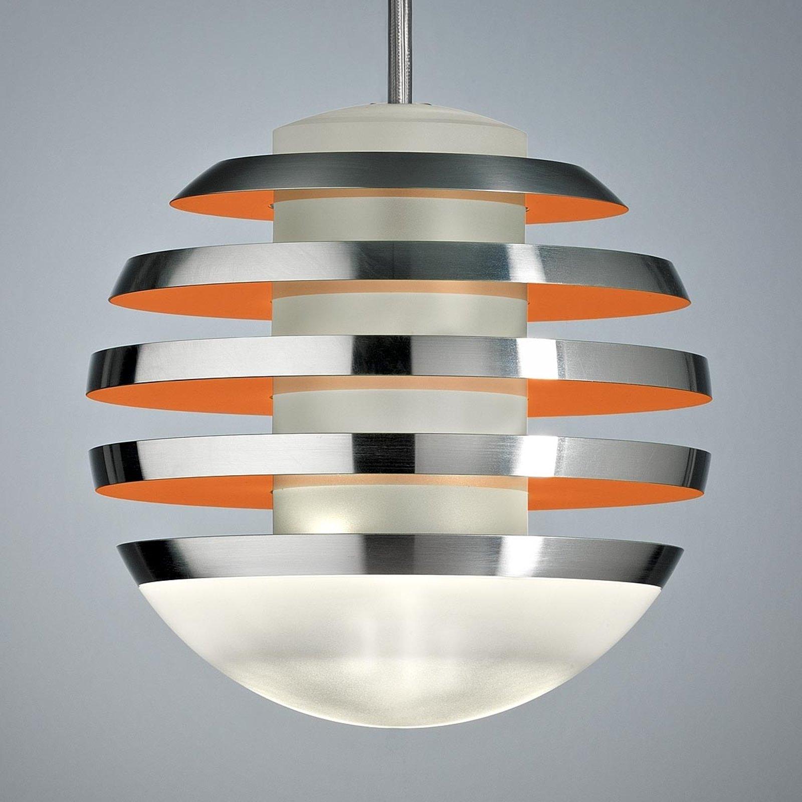 LED-hengelampe BULO oransje