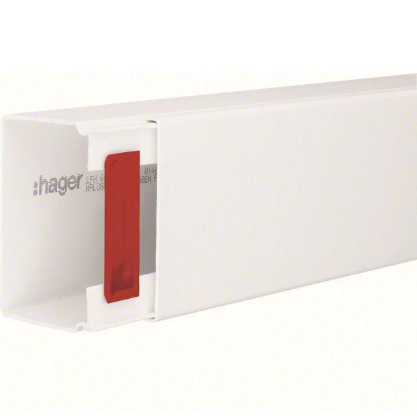 Hager LF6009009010 Matekanal 90 x 60 x 2000 mm