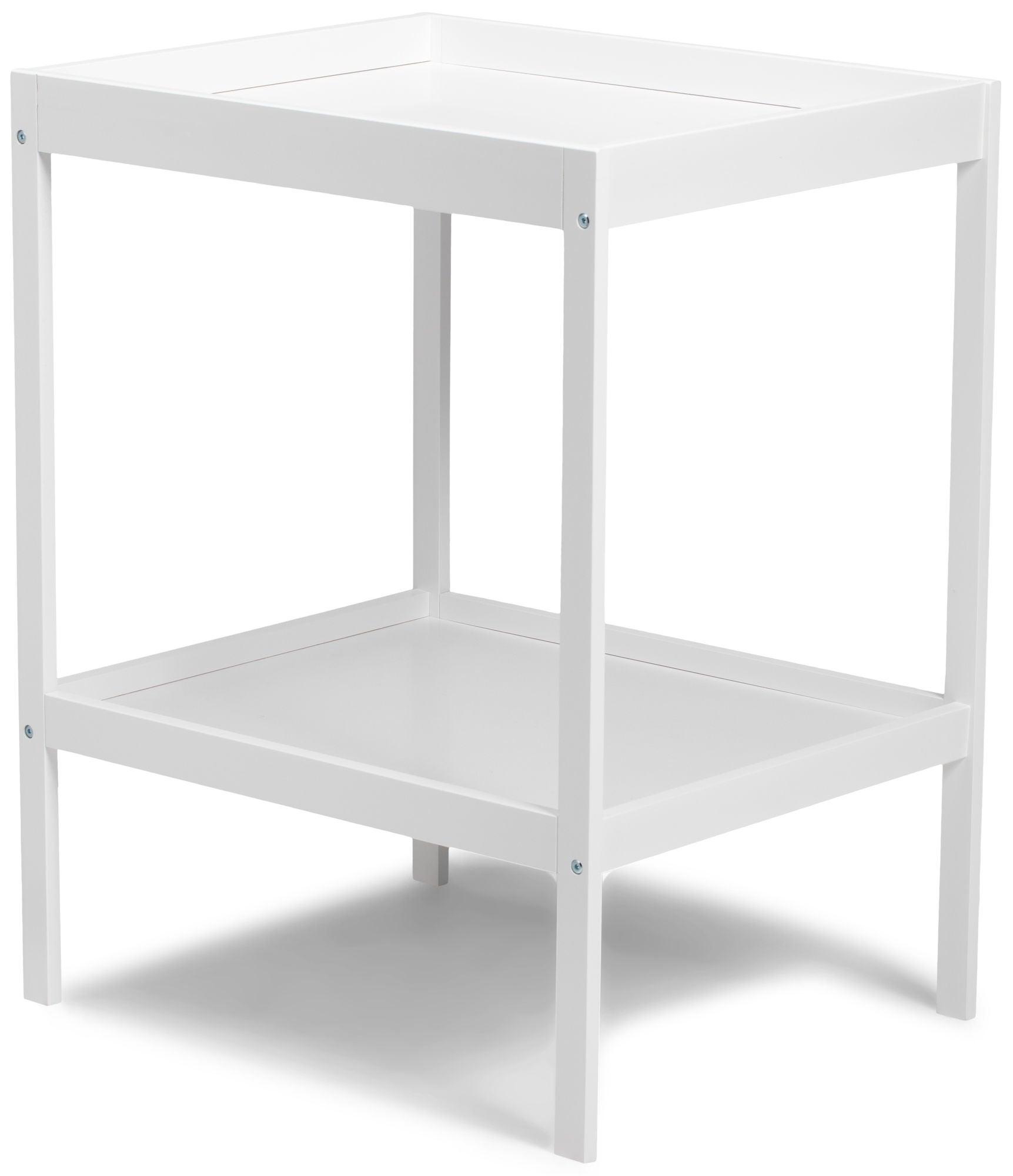 JLY Essential Hoitopöytä, Valkoinen