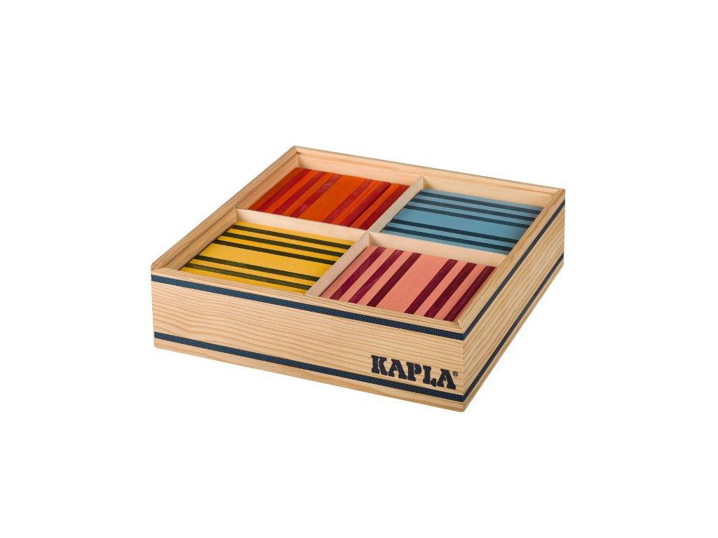 Kapla bricks Octoccolor 100 pcs (122-15)