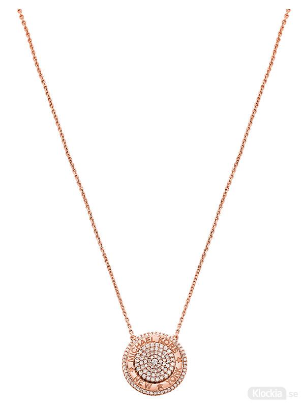 Michael Kors Halsband Premium – Rosé MKC1389AN791