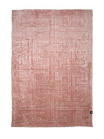 Teppe Key Tencel Pale Dogwood - 170x230 cm