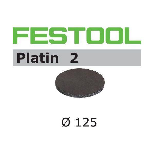 Festool STF PL2 Hiomapaperi 125mm, 15 kpl S1000