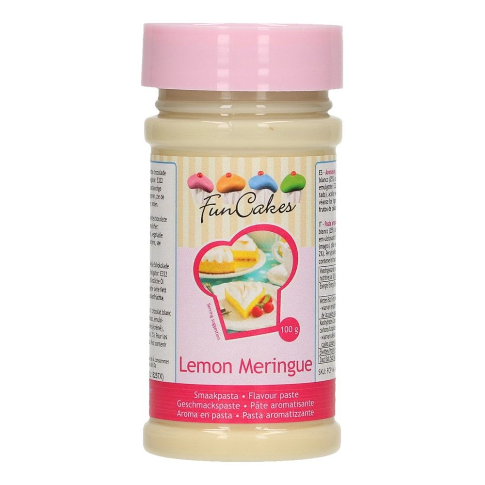 FunCakes Smaksättning Lemon Meringue - 100g