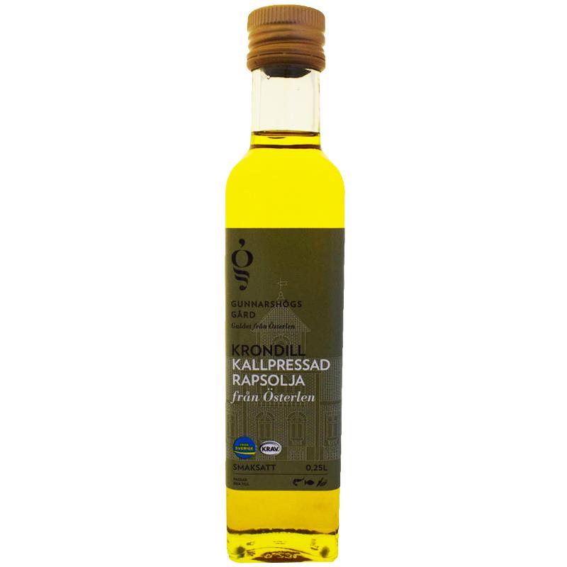 Eko Rapsolja Krondill 250ml - 47% rabatt