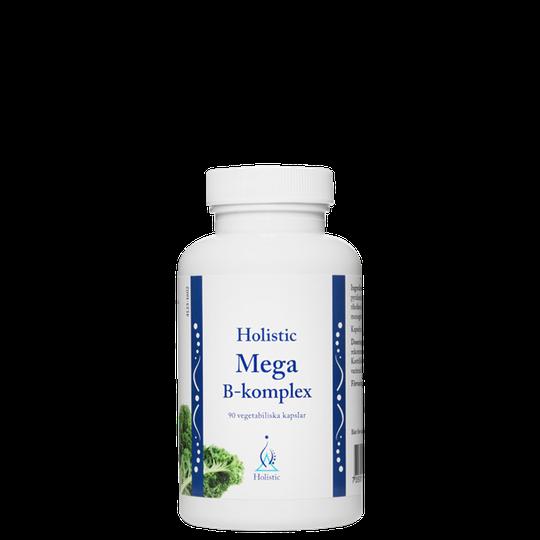 Mega B-komplex, 90 kapselia