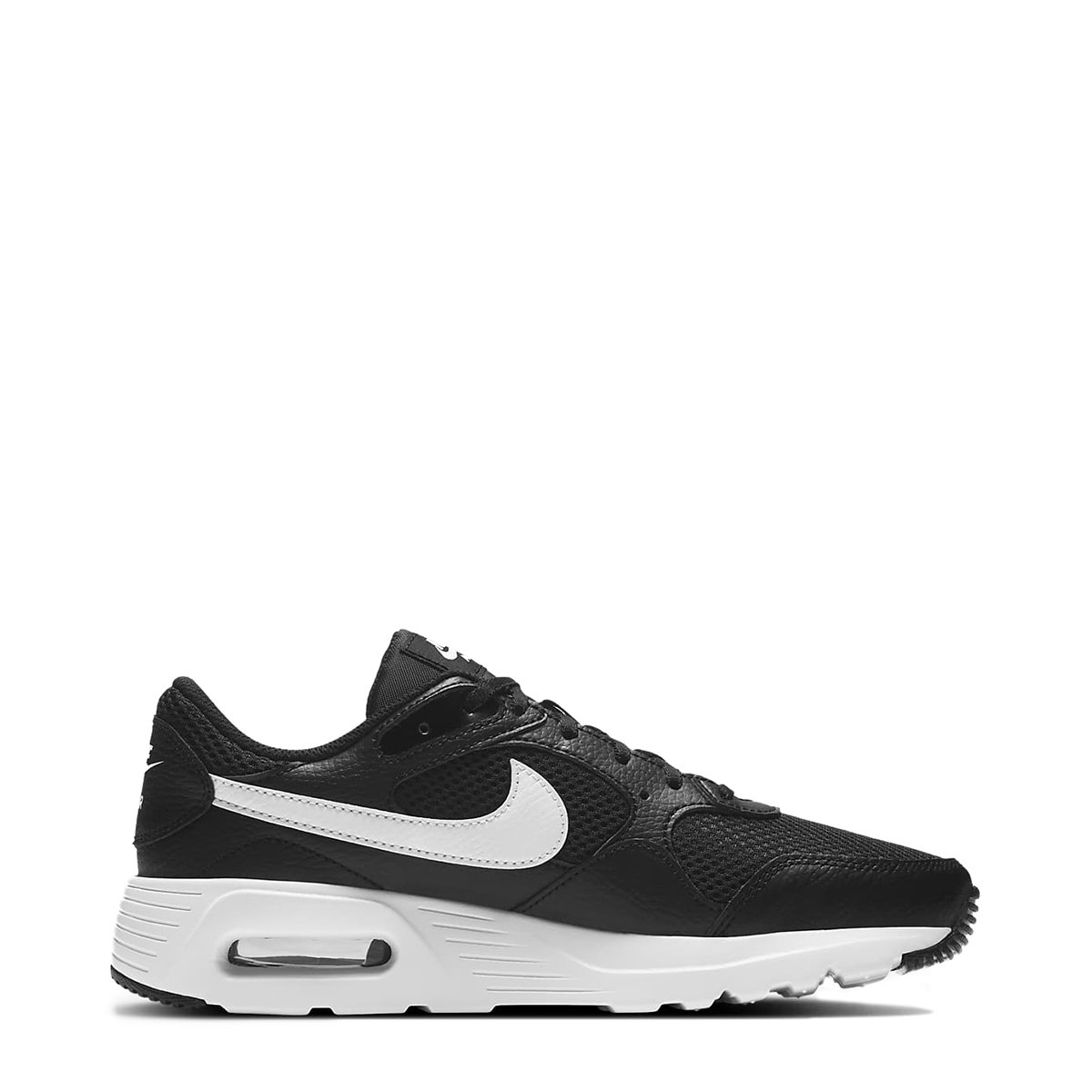 Nike Women's AirMaxSC White 349821 - black US 5.5