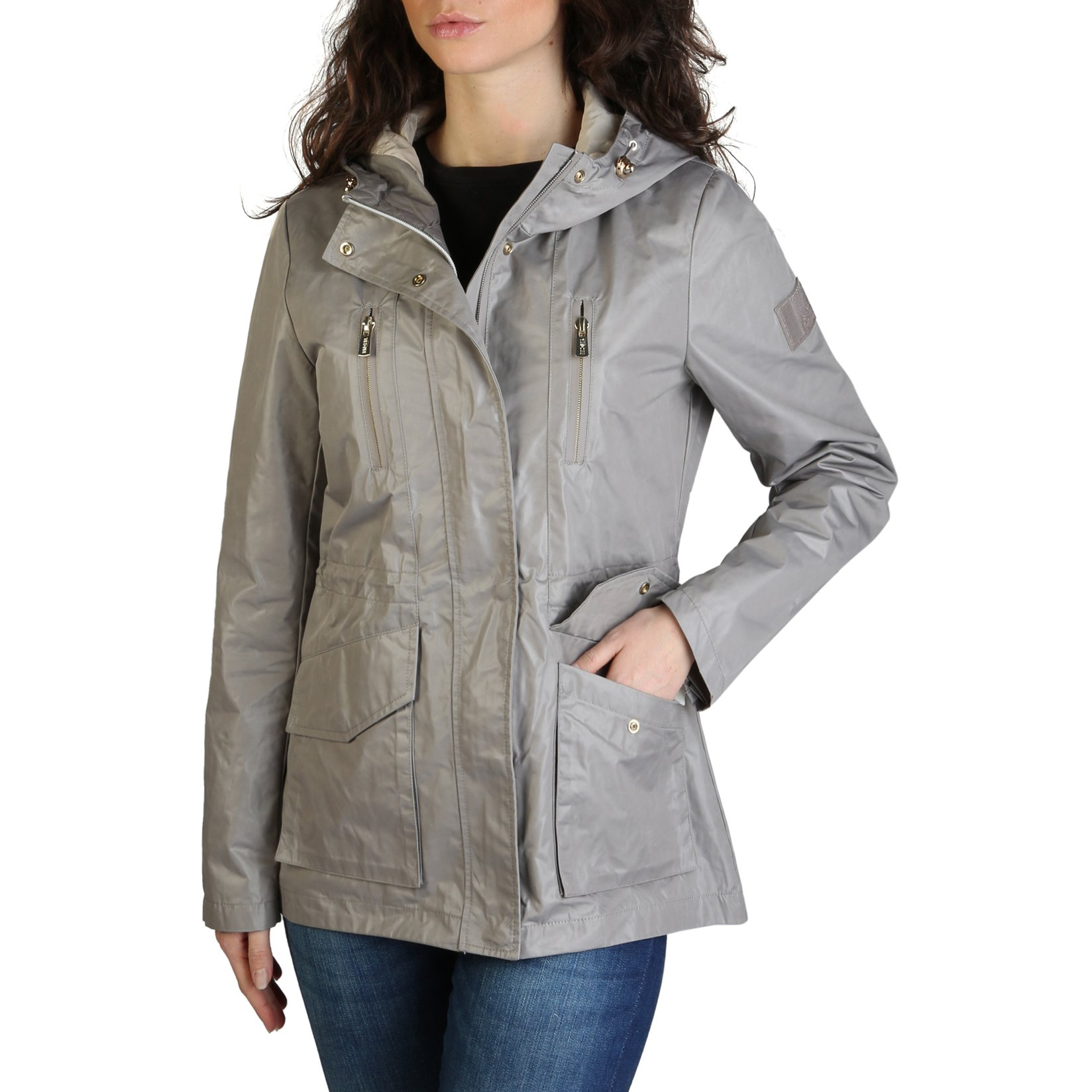 Yes Zee Women's Jacket Various Colours J400_NG00 - grey XS
