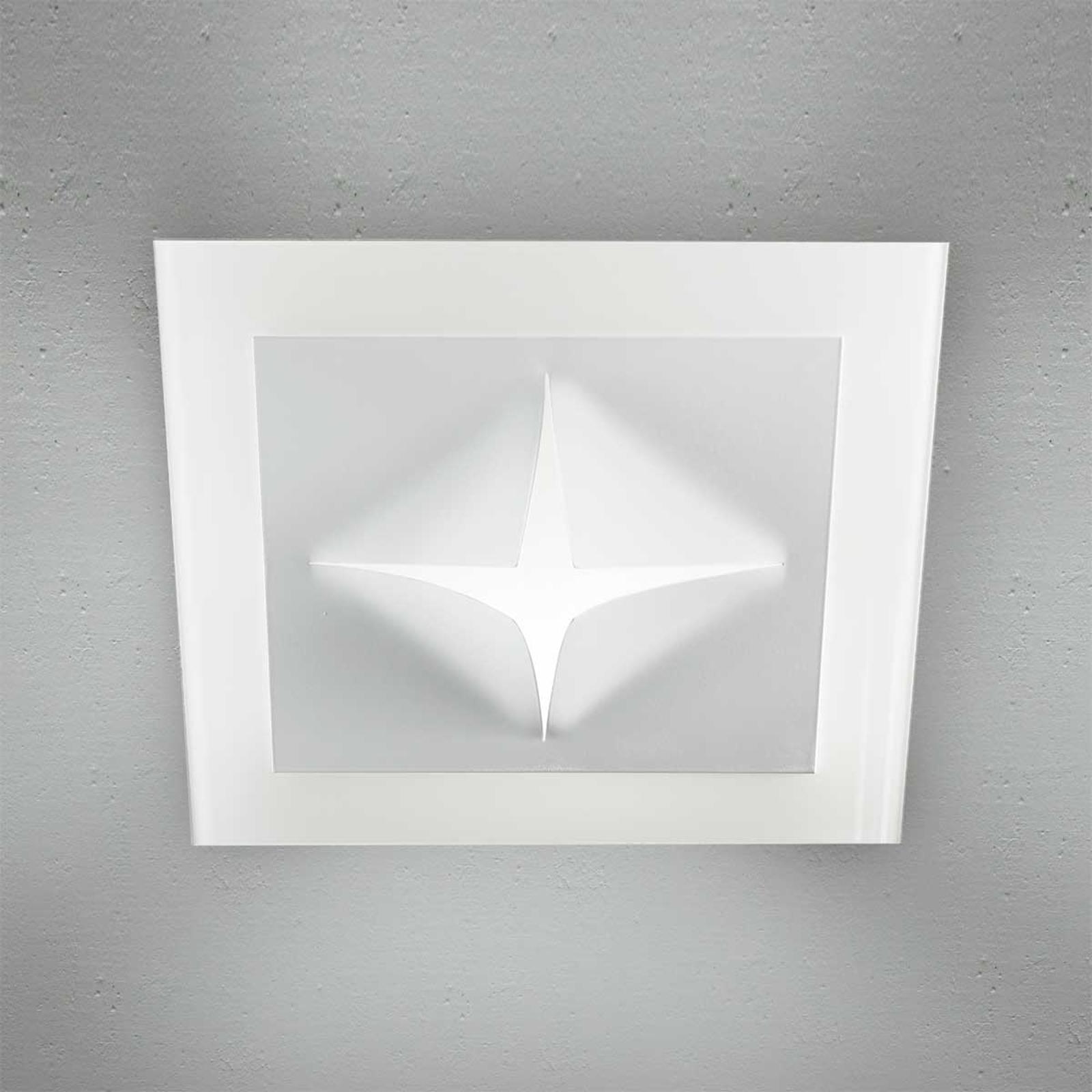 Kekseliäs kattovalaisin Cross 8195 E27 40 cm